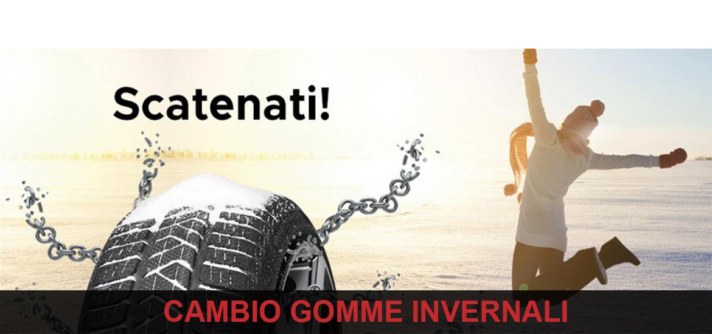 auto_e_service_cambio_gomme_invernali_nuove